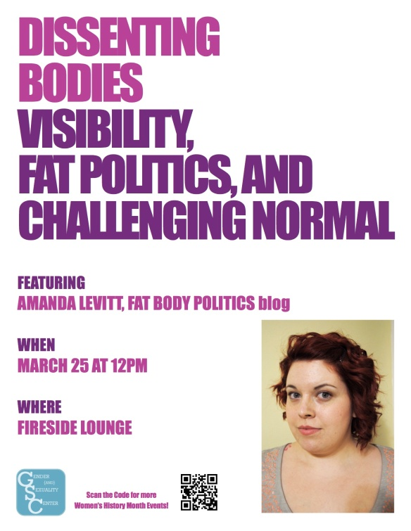 Dissenting Bodies Flyers